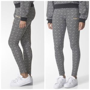 Adidas Originals All Over Print Leggings